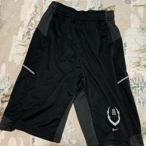 Girls Nike basketball shorts